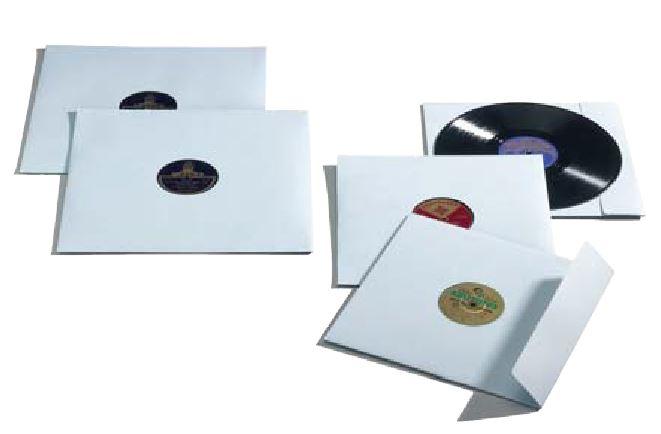 Scatole e buste per dischi in vinile cd e dvd la fototeca for Porta 45 giri