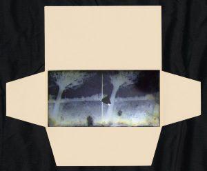 busta per lastre stereoscopiche