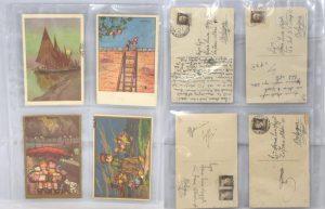 Pagina cartoline